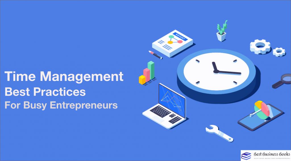 time management best practices